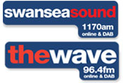 Swansea Sound and the Wave