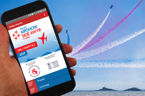Download the Wales Airshow APP