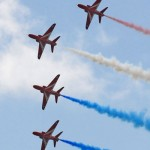 Red Arrows to return to Swansea Bay skies