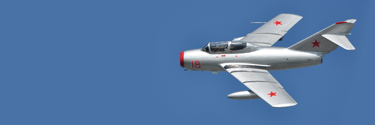 MiG15 joins the WNAS16 bill!