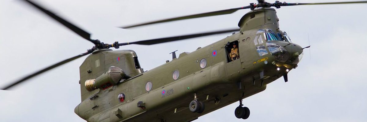 RAF Chinook confirmed