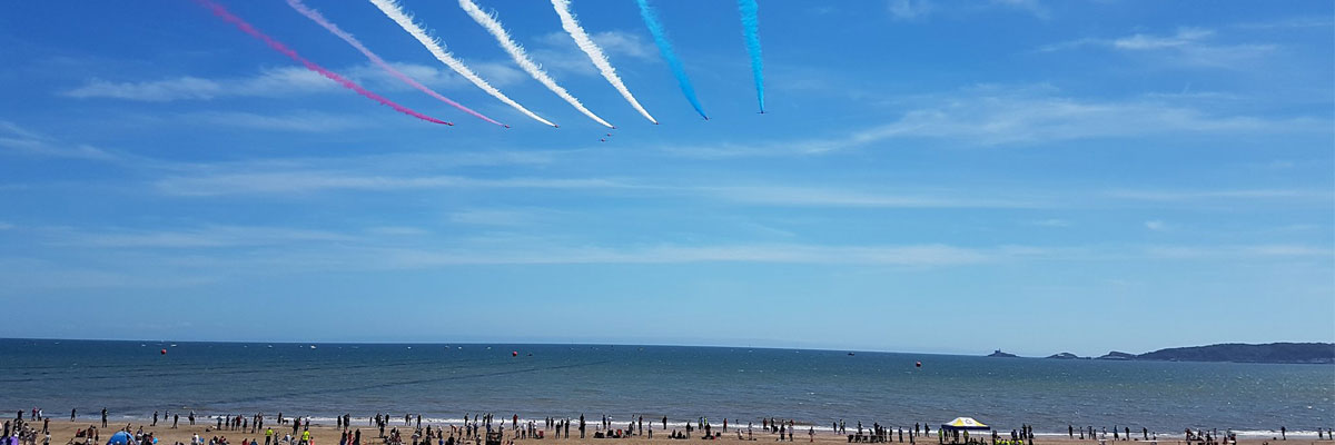 Wales Airshow 2017