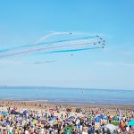 Amazing turnout for Wales Airshow